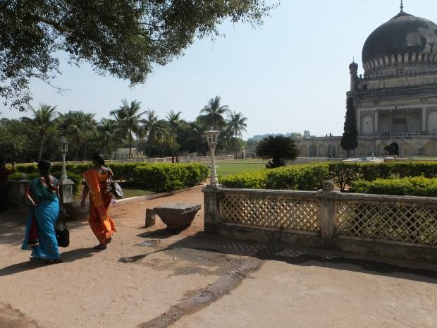 Qutb Shahi Tombs entry